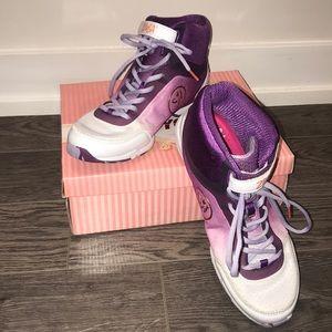 NEVER WORN Pro Zumba workout shoes size US 8.5